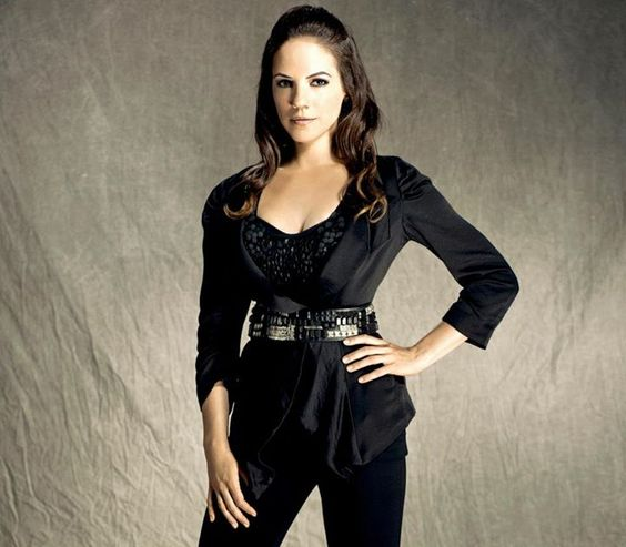Anna Silk as Bo on Lost Girl