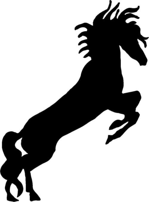 free silhouette cut outs for decorations