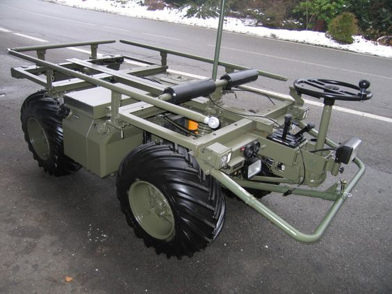 Special Multipurpose Vehicle FRESIA F18 4x4   Many models available in our Workshop    www.motorsportloralamia.com