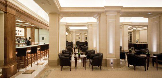 Nuevos trabajos de Marcasal para el lobby y Bar del Majestic http://marcasal.es/web/hotel-majestic-eclectico-y-clasico/