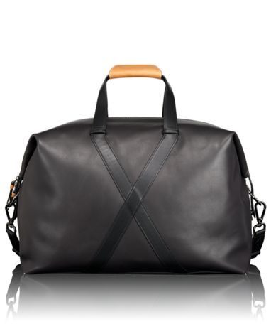 Tumi Bashford Leather Duffel: