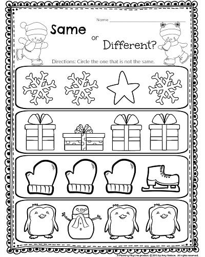 Fall Kindergarten Worksheets for November | Preescolar, Colegios y ...
