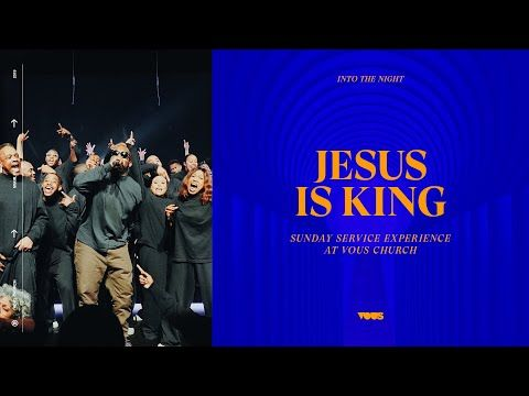 Kanye West Jesus Is King Sunday Service Experience At Vous Church In 2020 Inspirational Videos Jesus Worship Songs