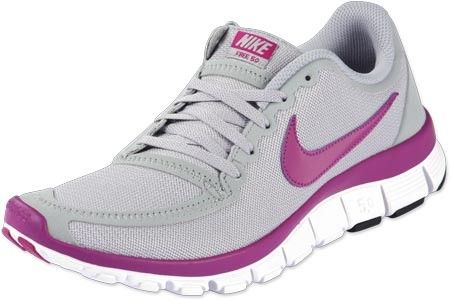(nGpud)-Zapatillas Nike Free 5.0 V4 Mujer Gris Blanco Púrpura,Modern sneakers up to 80% off must be of your interest.