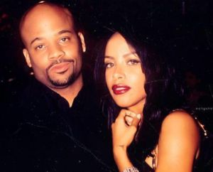 Former Roc-A-Fell-A records CEO Dame Dash shared a touching post on Instagram about Aaliyah. www.iDateDaily.com@Stephanie Pullins