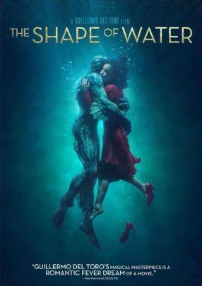 The Shape of Water Director: Guillermo del Toro  Cast: Sally Hawkins, Michael Shannon, Richard Jenkins