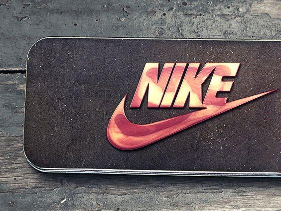 Nike logo mockup #nike