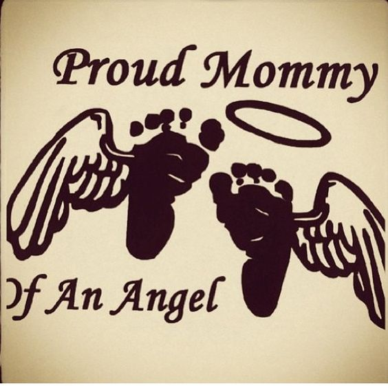 Proud Mommy to a Beautiful Angel Baby! <3