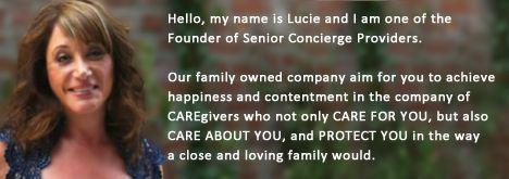 Senior Concierge Providers