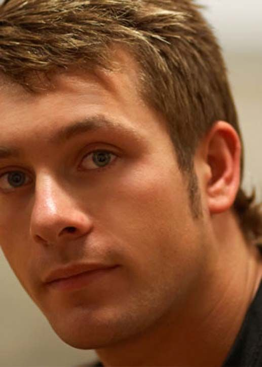 Medium Short Mullet Haircut on Haircuts for Men   Pictures ...