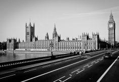Westminster Bridge and Big-Ben