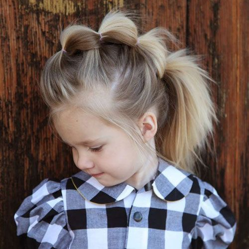65 Cute Little Girl Hairstyles 2021 Guide Girls Hairstyles Easy Cute Little Girl Hairstyles Kids Hairstyles Girls
