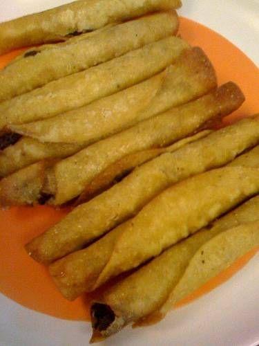 Simple Authentic Mexican Taquitos Recipe