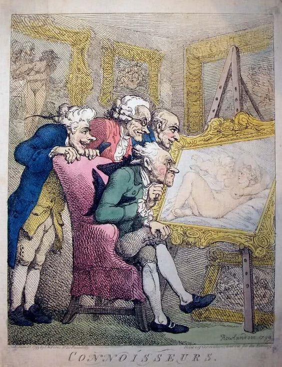 Connoisseurs, 1799
