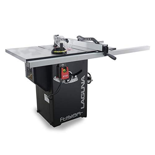 Laguna Tools Fusion Mtsaw17536110 36 Rip 110v Hybrid Table Saw Best Price Daily Update Price Comparison Review Hybrid Table Saw Table Saw Cabinet Table Saw