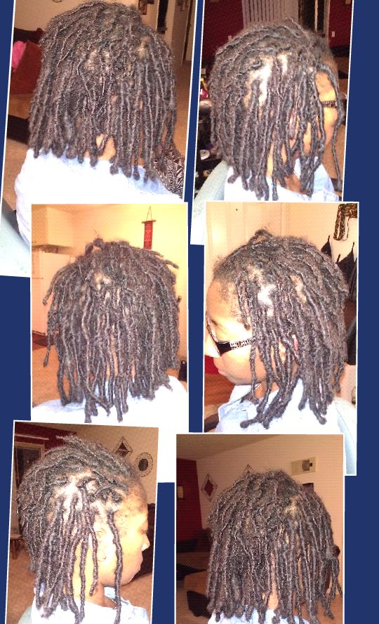 Permanent Dread Extension Human Hair Jamis Braid Designz And
