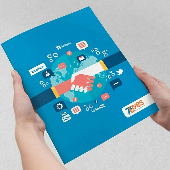Copertina brochure - 7eyes - Milano - Italy #logo #makealogo #crealogo #crearelogo #creazionelogo #loghi #logodesigns #branding #logos #logoesclusivo #7eyes