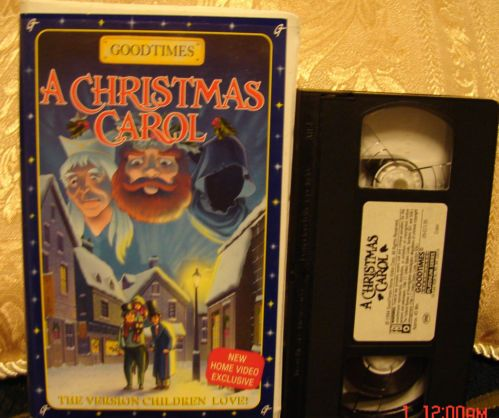 A Christmas Carol Charles Dickens Animated Movie Family Scrooge ...