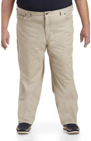 555 Turnpike Big Men's 5 Pocket Pant | Pants, Big men, Tall