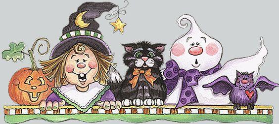 Happy Halloween  #clipart: