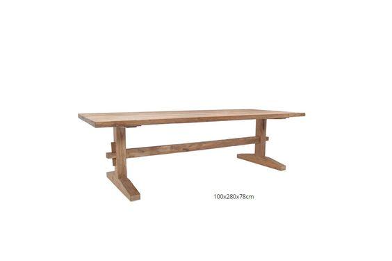 HKliving rustieke tafel