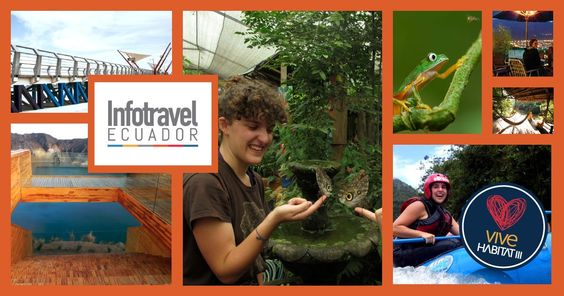 ¿Viajas a Ecuador para la Conferencia #HabitatIII? Conoce su oferta turística: http://bit.ly/28O6eQa