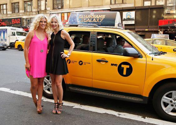 Fim de ano em Nova York como uma celebridade