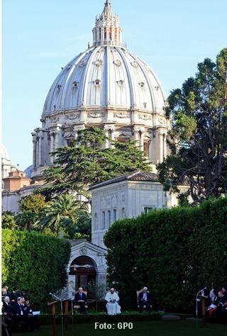 Papa Francisco: ¿que nos dejó su visita al Medio Oriente? - Aurora Israel Digital