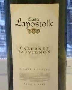 Casa Lapostolle Cabernet Sauvignon 2004 - Chile