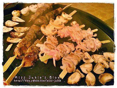 日式鐵板串燒
