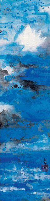 陳正隆の作品 ─ 雨香雲淡