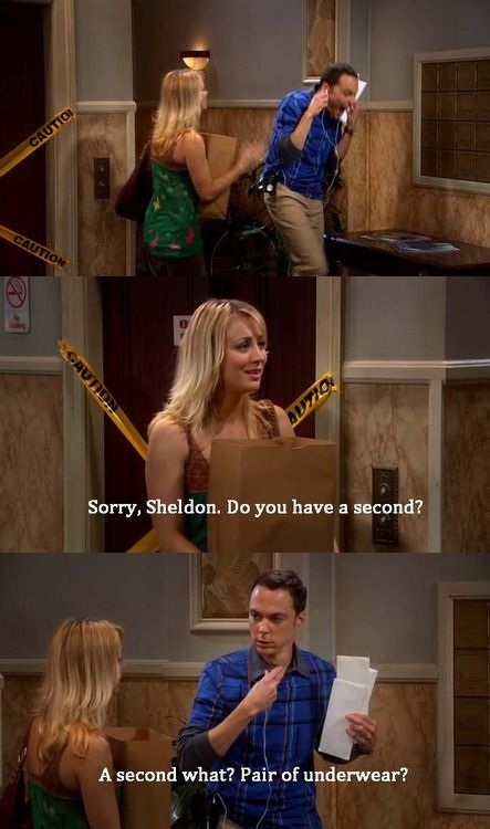 big bang theory lmao
