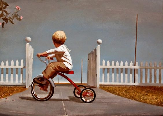 Bo Bartlett, 1955 ~ Realist Figurative painter | Tutt'Art@ | Pittura * Scultura * Poesia * Musica |