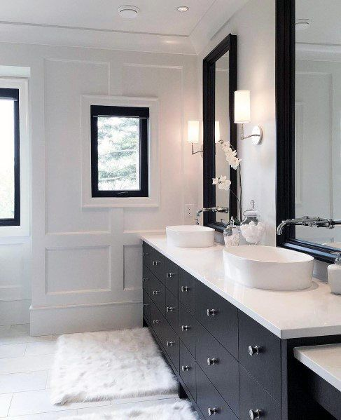 Top 60 Best Master Bathroom Ideas Home Interior Designs Bathroom Interior Design Modern Master Bathroom Bathroom Interior