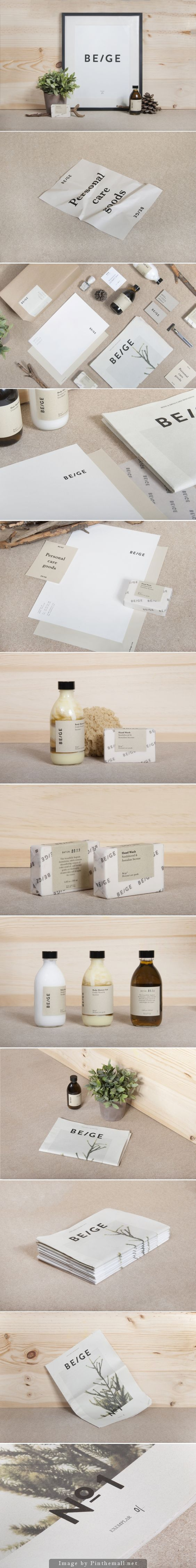 BE/GE identity by Josep Puy