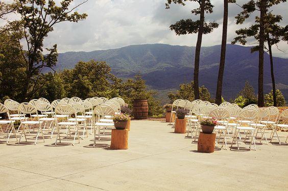 Smoky mountain wedding- The Wilderness Lodge Gatlinburg, TN  photographer : Contrastphoto-http://contrastphoto.net/