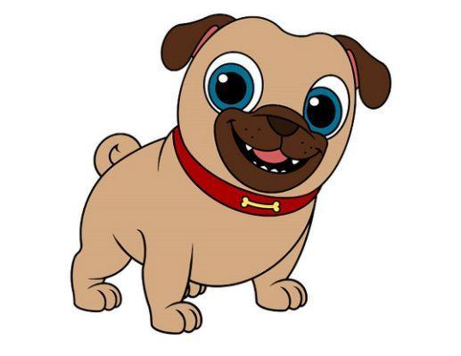 Imagenes De Puppy Dog Pals Imagenes Cumpleanos De Perro