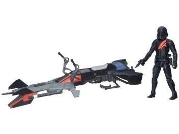 Elite Speeder Bike Disney Star Wars - Hasbro