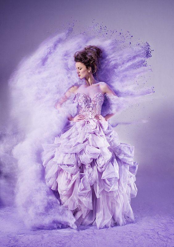 從煙霧中走出的冷調時尚 - ㄇㄞˋ點子靈感創意誌