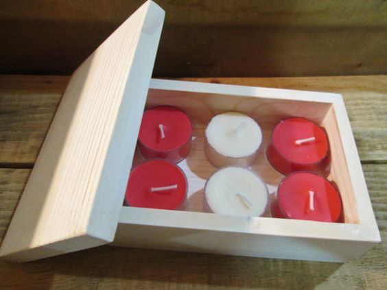 Valentines Gift Box White Wood Box Hostess by DivineRusticCreation, $25.00 https://www.etsy.com/shop/DivineRusticCreation?ref=si_shop