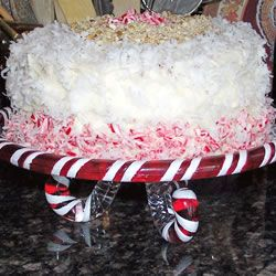 Incredibly Delicious Italian Cream Cake Allrecipes.com | Cake Recipes ...