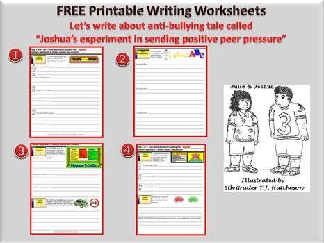 Worksheets Peer Pressure Worksheets peer pressure worksheets mysticfudge printable and on pinterest