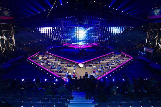 eurovision house party ideas