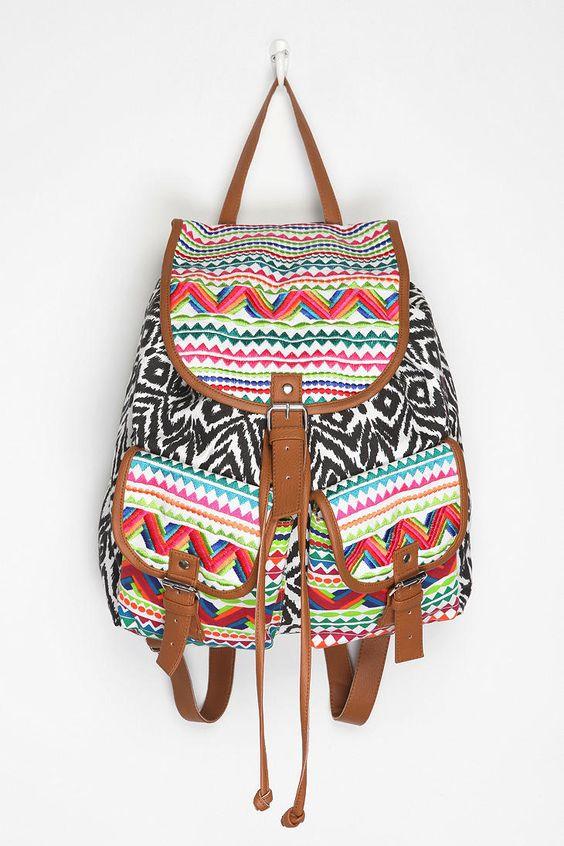 Ecote Bizarre Backpack