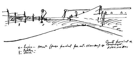 Souto de Moura sketch