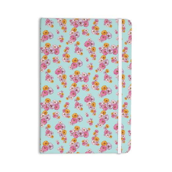 "Laura Escalante ""Paper Flower"" Everything Notebook"
