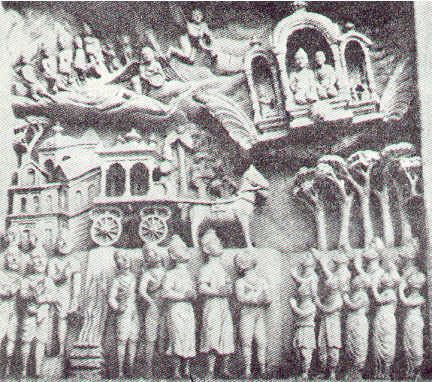 Vimana - Flying machines in ancient India (1200 b.c.):
