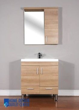 Modern Modern Bathroom Vanities And Sink Consoles Houston By Home Design Outlet
