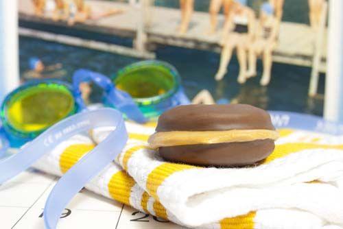 Girl Scout Centennial Celebration: Peanut Butter Tagalong® Sandwiches