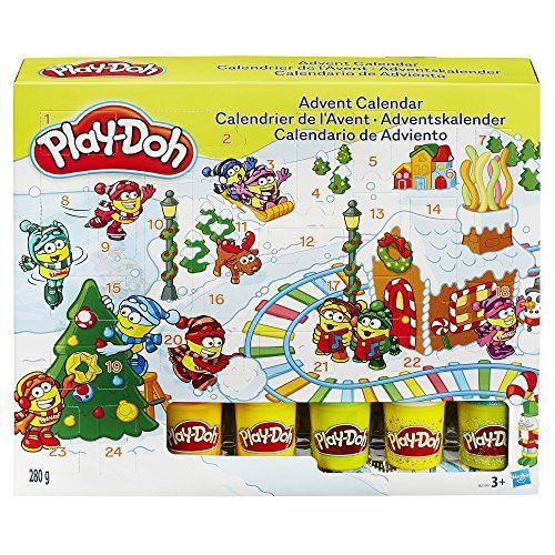 Play Doh Advent Calendar Advent Calendars For Kids Toy Advent